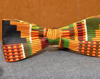 Kente Cloth  Bow Tie