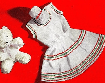 d548d8f5c Vintage Patterns Knit Crochet Infants features infant sweaters