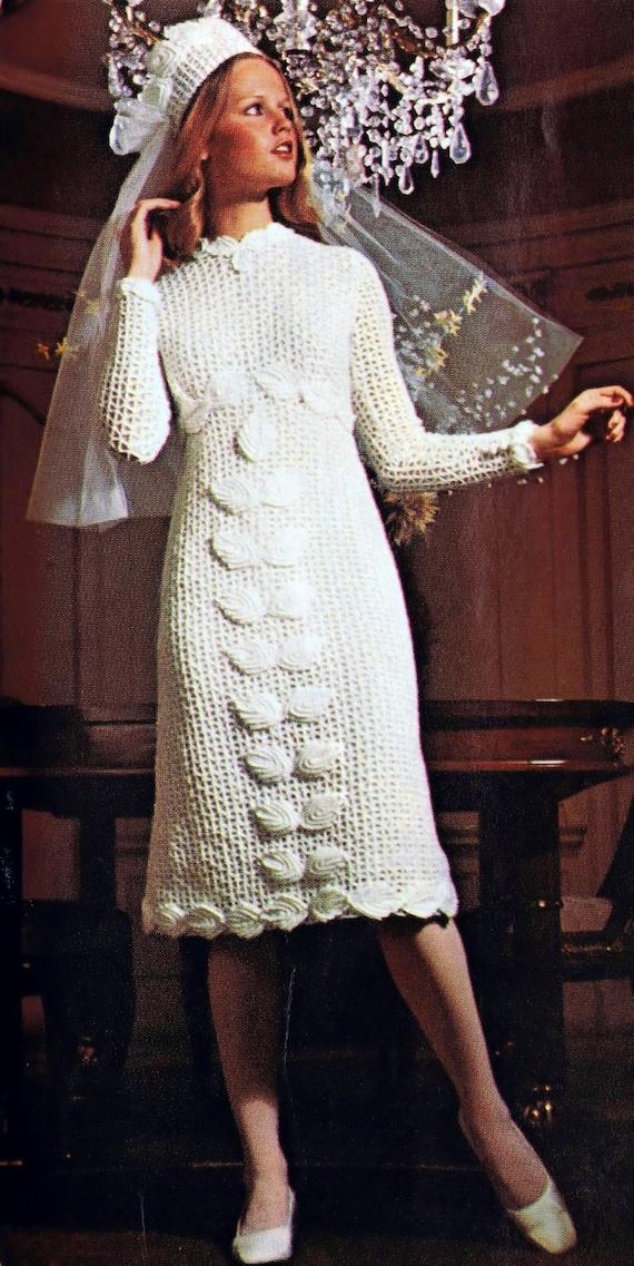 Wedding Dress Irish Crochet Trim Hat Veil Pdf Pattern Sizes Etsy