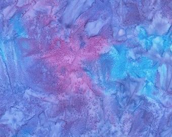 Aviva Lilac - Lunn Studio for Artisan Batiks Robert Kaufman - 1/2 Yard