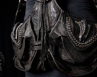 Low Rider Double Purse Holster, Adaptable
