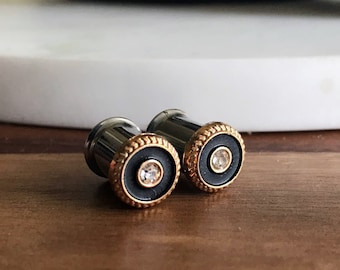 Plugs for Stretched Ears