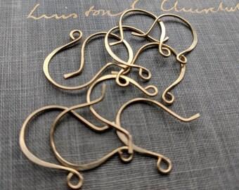 PEARL & BEAD NECKLACE ENDS FRENCH WIRE GIMP BULLION BOUILLON GOLD MEDIUM Jewellery Crimps & Cord Ends crimp ends