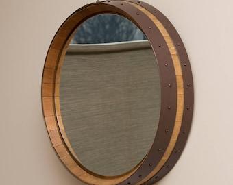 Hammered Mirror Etsy