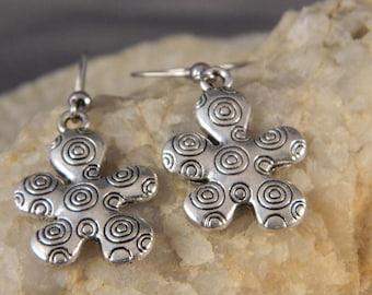 Whimsical Flower Earrings
