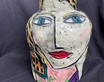 medium size vase