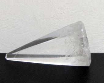Quartz Six Point Crystal Quartz Crystal Point Pendant Jewelry Supply #6