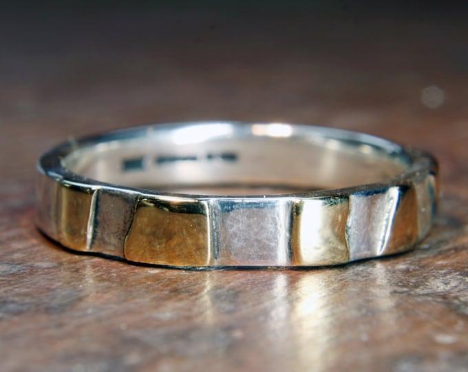 "3mm ""Woodland"" ring."