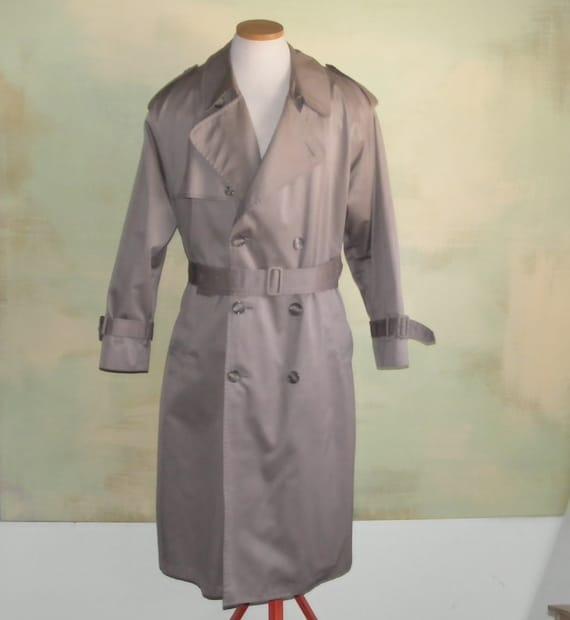 Vintage London Fog Trench Coat