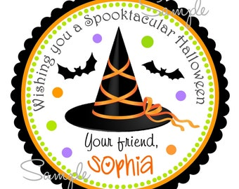 picture regarding Witch Hat Printable named Witch hat printable Etsy