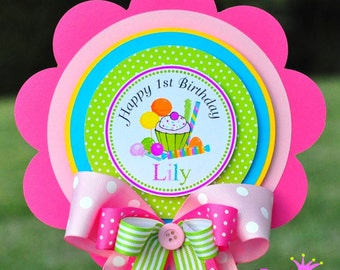 Candyland Centerpiece, Candy, Sweet Shoppe Centerpiece