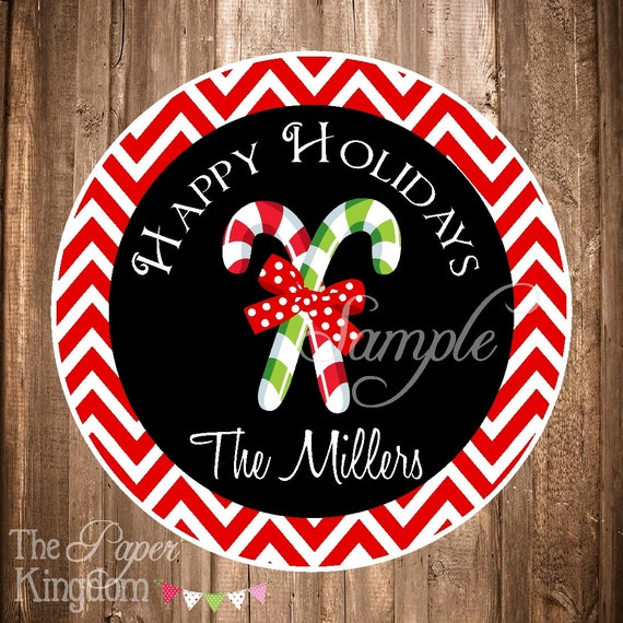 printable christmas stickers candy cane stickers christmas gift