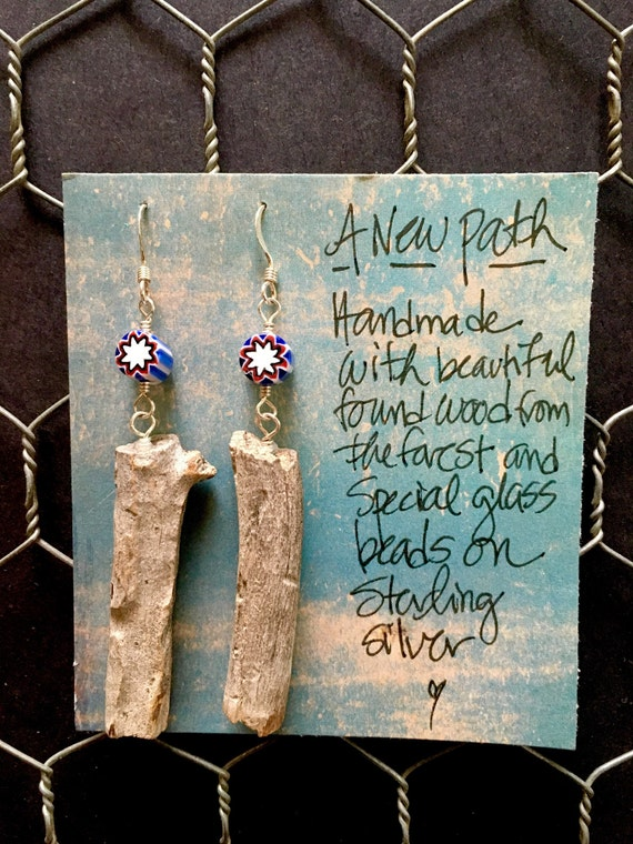 A New Path earrings