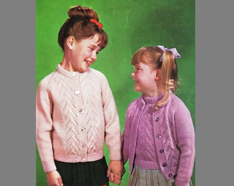 Free Knitting Patterns Children Etsy