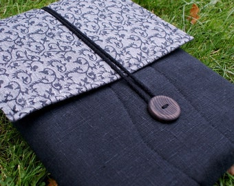 Laptop Sleeve Case Cover for Macbook 13 inch / linen