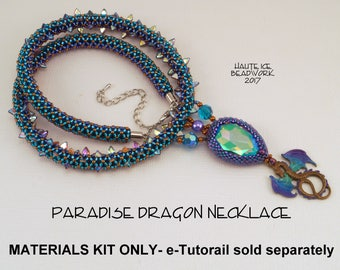 KIT ONLY for Paradise Dragon Necklace
