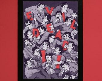 Evil Dead II Print