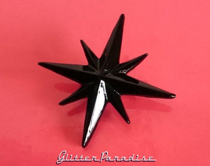 Starlite - Brooch - Starlite Brooch - Starburst Brooch - Retro Star - Motel Star - 50's - 60's - Mid-Century Modern - Glitter Paradise®