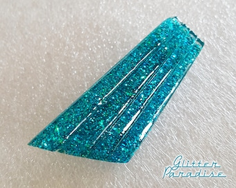 Lucite Chevy Wings - Brooch - Retro Jewelry - Cadillac - Vintage Inspired - 50s - Glitter 60s - Glitter - Mid-Century - Glitter Paradise®