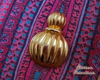 Original Vintage Wella Perfume Pin - Brooch - 1980's Wella Brooch - Novelty Brooch - Vintage Perfume Pins - Retro Jewelry Glitter Paradise®