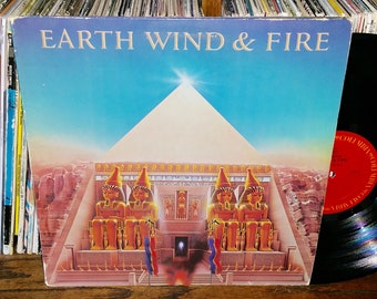 Earth, Wind & Fire All n All Vintage Vinyl Record
