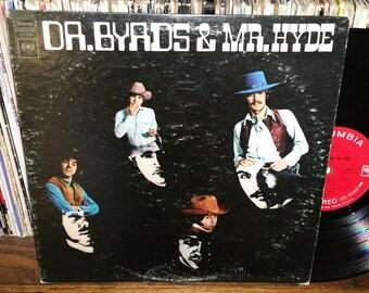 The Byrds Dr Byrds & Mr Hyde Vintage Vinyl Record
