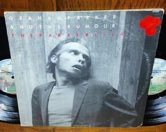 Graham Parker Parkerilla Vintage Vinyl Double Album