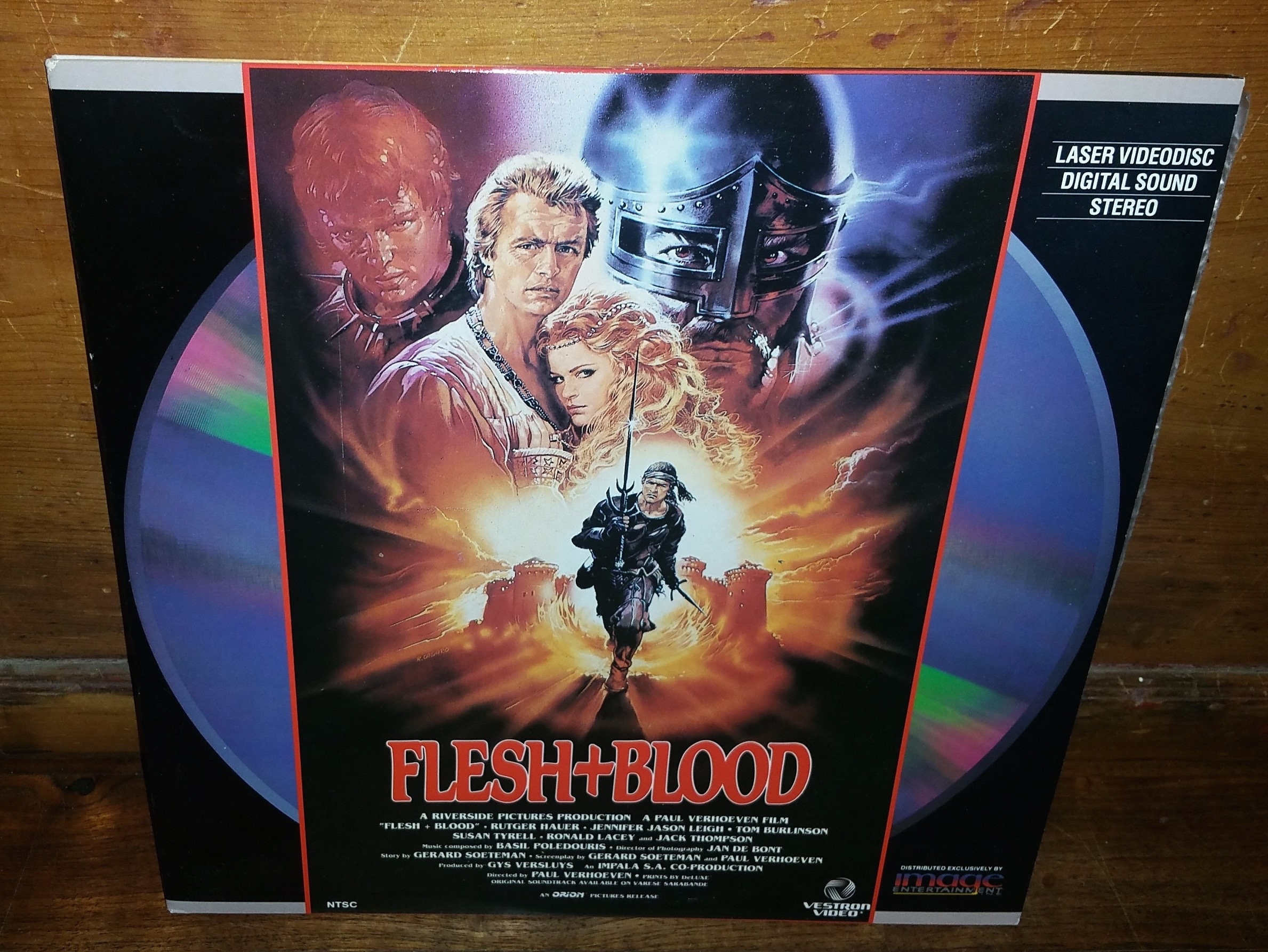 rutger hauer flesh and blood full movie