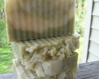 Lily of the Valley Goatsmilk Soap