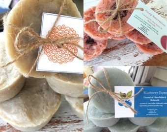 Short and Sweets Buttermilk Soaps 4 for 10