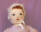 Vintage Baby Doll in Cloth E-Pattern