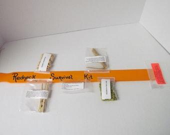 Redneck Survival Kit/Joke Gift/Funny Gift/Gift for Adult/Party Decoration/Unisex Gag Gift/Redneck/Unique/For a Joke/Survival Gift/Photo Prop