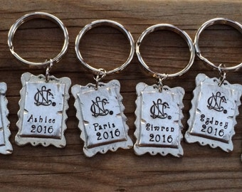 NCL Keychain - National Charity League Accessories