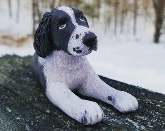 Custom Sculpture of Your Pet