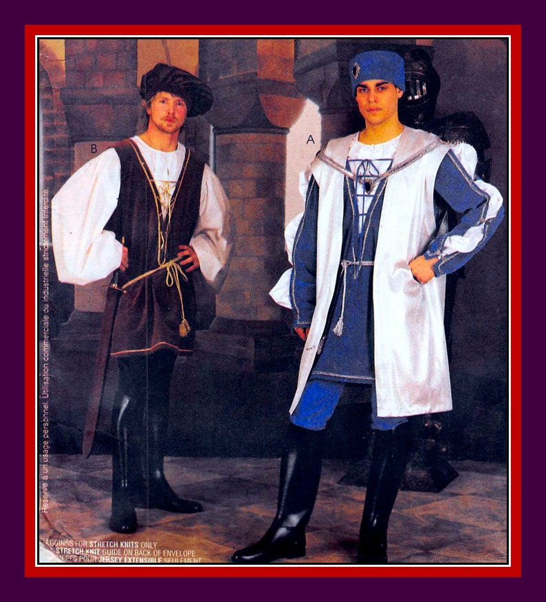 982d07cdf54 RENAISSANCE COURT COSTUMES-Costume Sewing