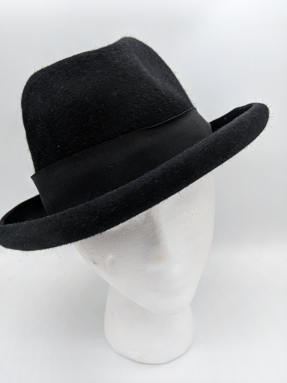 1940's Mens Wool Fedora