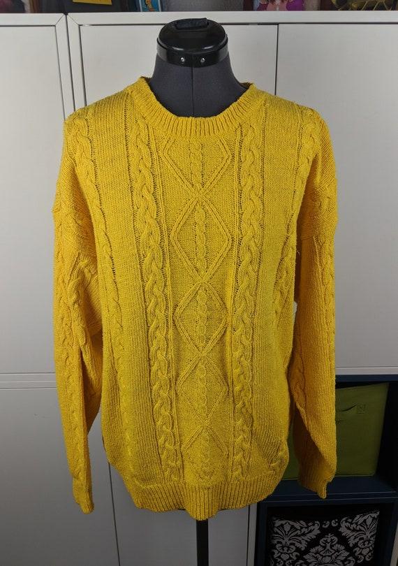 90's Perry Ellis sweater sz L