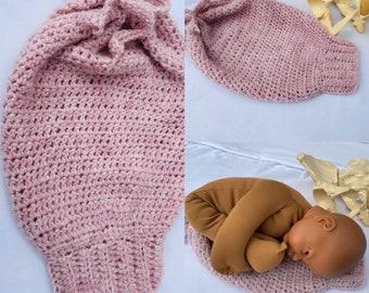 Crochet Uterus Tool for Education - Childbirth Educators, Doulas, Midwives -