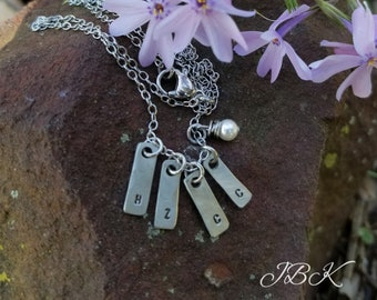 Mothers Day dainty treasure necklace