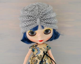 Dolls Turban Hat, Other Colours Dolls Beanie Hat, Dolls Hat, Dolls Beanie Hat,