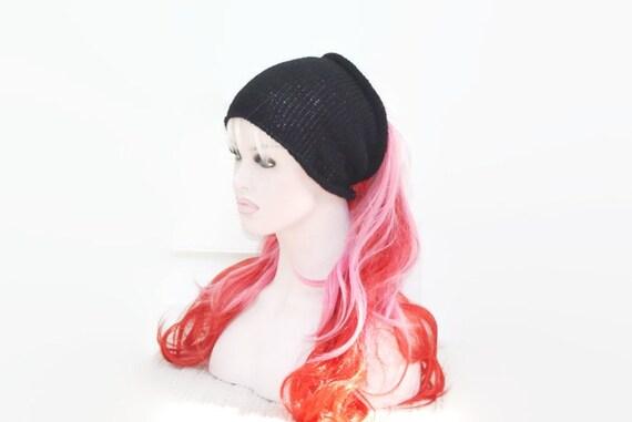 Tube tricoté Hat, taille Standard, Dread Wrap chaussette, chapeau Afro, choisissez parmi 40 couleurs