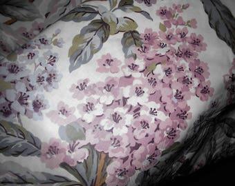 Lilacs Waverly Southern Charm Scarlett Home Dec heavy