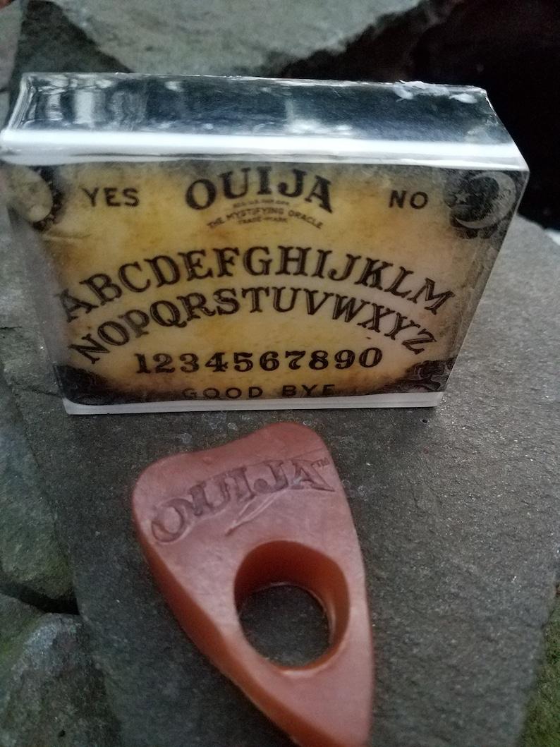 Ouija Board soap  planchette  Halloween horror  Ouija image 0