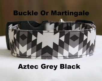Dog Collar,Personalized Collar,Embroidered Collar,Martingale Collar,Buckle Collar,Girl Dog Collar,Boy Dog Collar,Geometric Collar