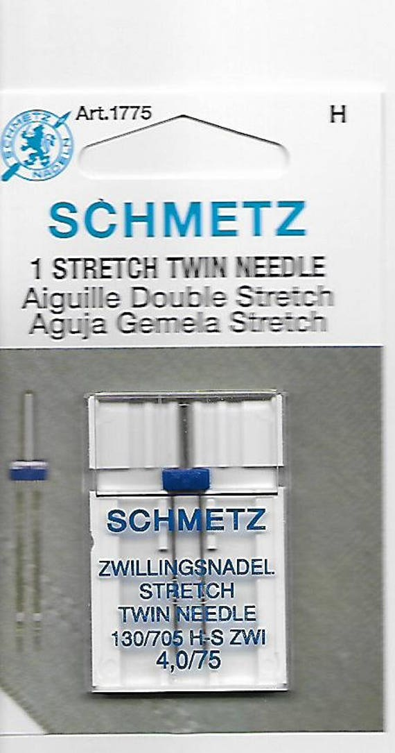 Schmetz 130//705H-S Stretch Elastic Sewing Machine Needles 5 Pk