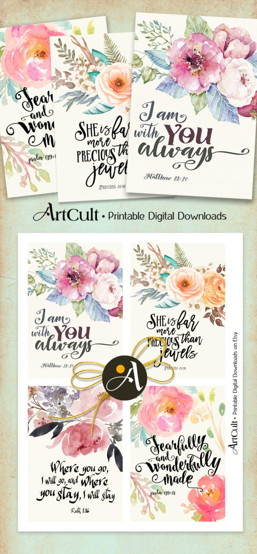 Enterprising image for printable scripture cards