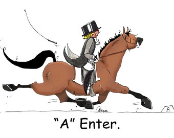 A Enter.  Custom listing
