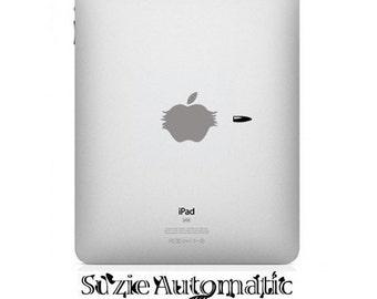 Dr. Edgerton's Apple iPad Vinyl Decal