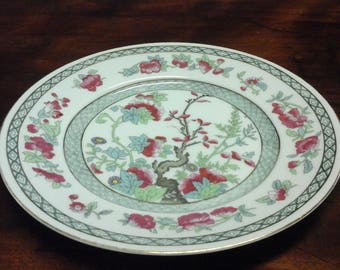 Vintage Victoria Austria China Co Indian Tree Plate