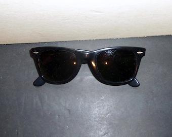 2d28c89f7 greece ray ban black wayfarer ii sunglasses 72277 ebab9; wholesale vintage ray  ban wayfarer sunglasses 1970s bausch lomb 5022 usa 2c259 f8904